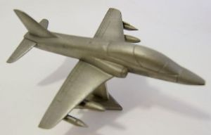 Royal Hampshire Pewter Edition - BAe Hawk - unboxed - SOLD